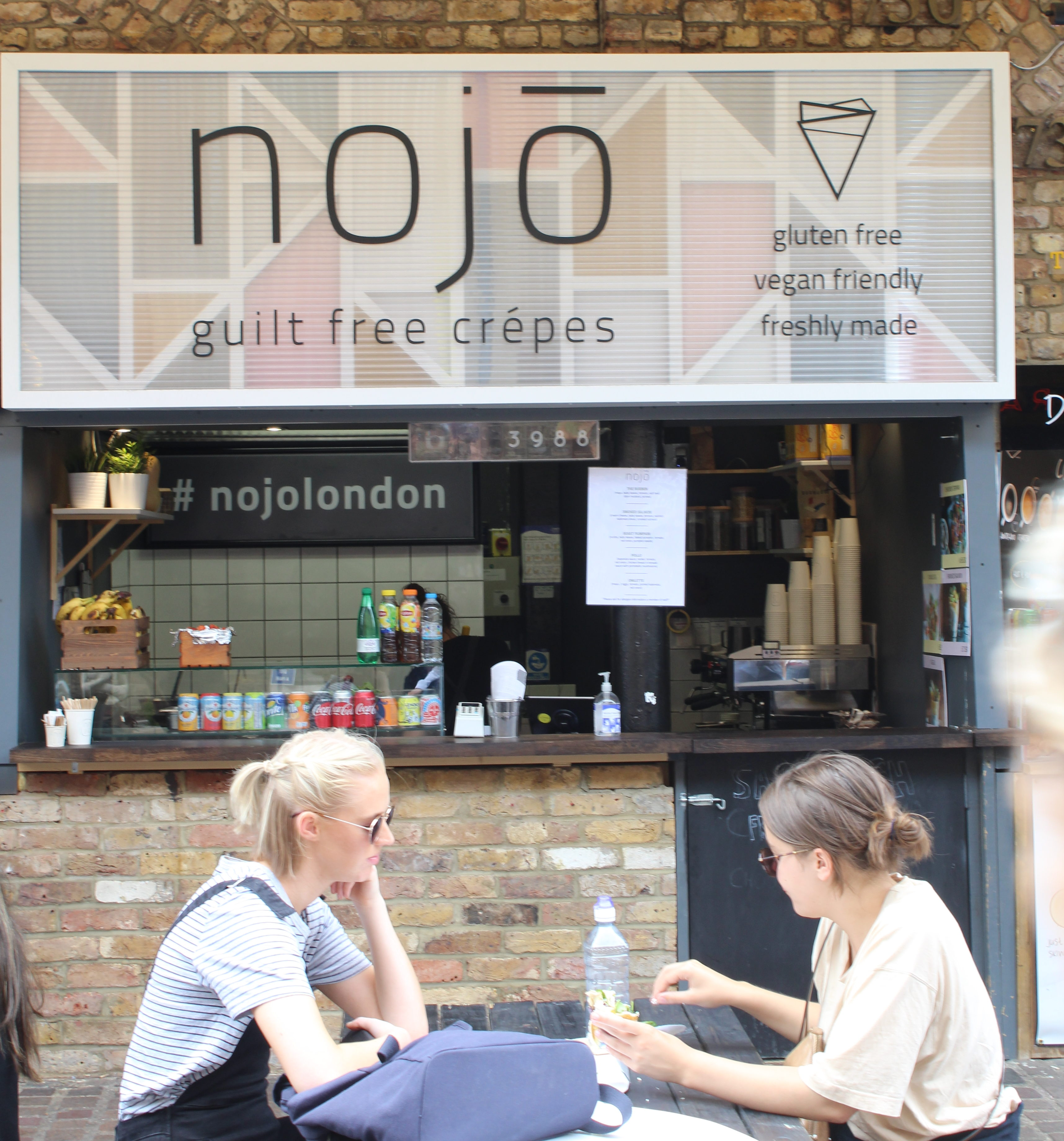 Nojo London - Gluten Free Travel and Living