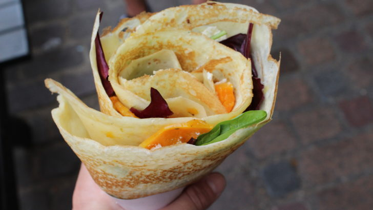 Nojo London: lo street food senza glutine a Camden Market