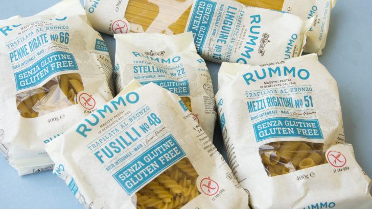 Pasta Rummo senza glutine