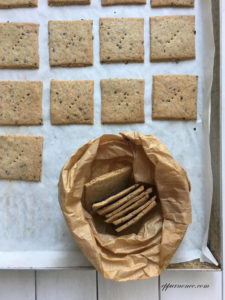 crackers senza glutine - Gluten Free Travel and Living