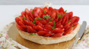 Crostata alle fragole di Cyril Lignac, senza glutine