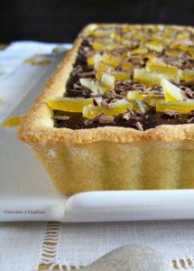crostata cioccolato arance - Gluten Free travel and Living