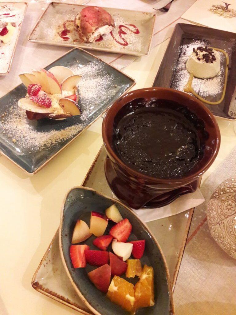 Selezione di dolci de La Quercia di Castelletti - Gluten FreeTravel & Living