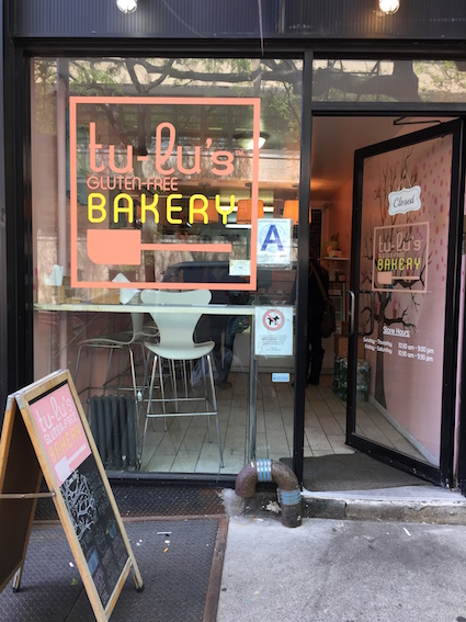 Tu-lu's gluten free bakery -Gluten Free Travel and Living