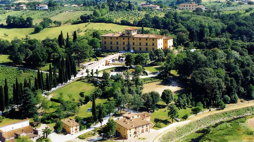 Villa Castelletti (foto tratta da www.villacastelletti.it)