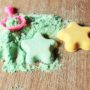 Sabbia cinetica fai da te – senza glutine