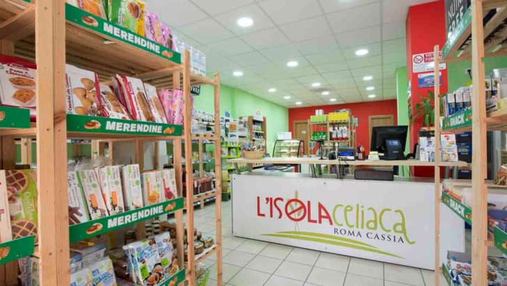 L'Isola Celiaca Roma – Cassia
