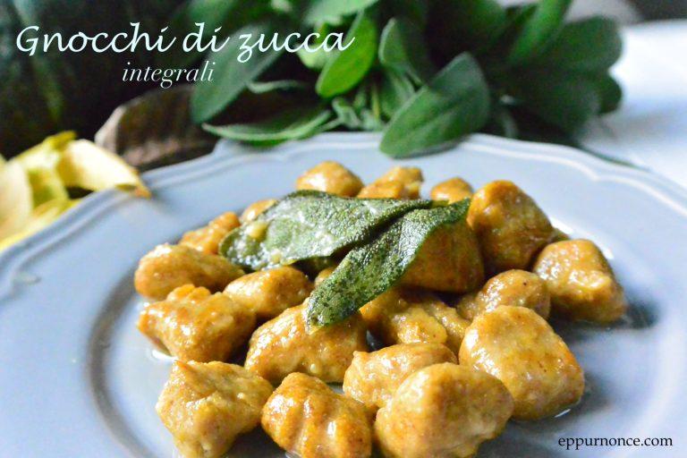 gnocchi di zucca integrali - Gluten Free Travel & Living