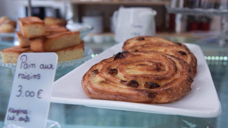 Onyriza pasticceria senza glutine a Parigi