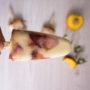 Le pesche nuovo ingrediente del GFCalendar e il vincitore