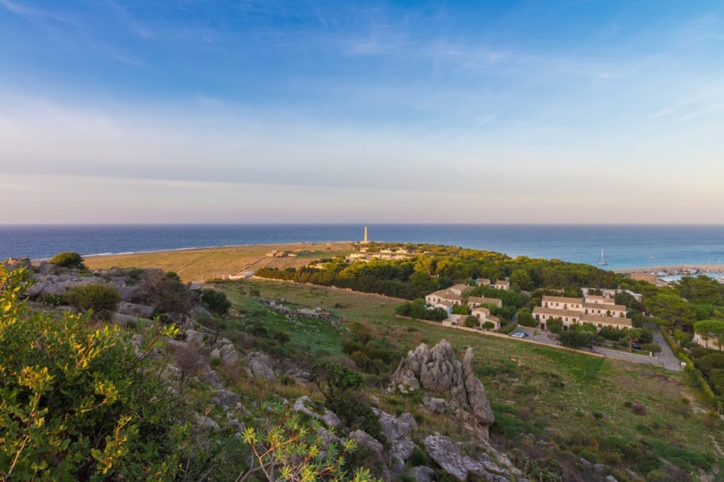 Il faro di San Vito Lo capo - Gluten Free Travel and Living
