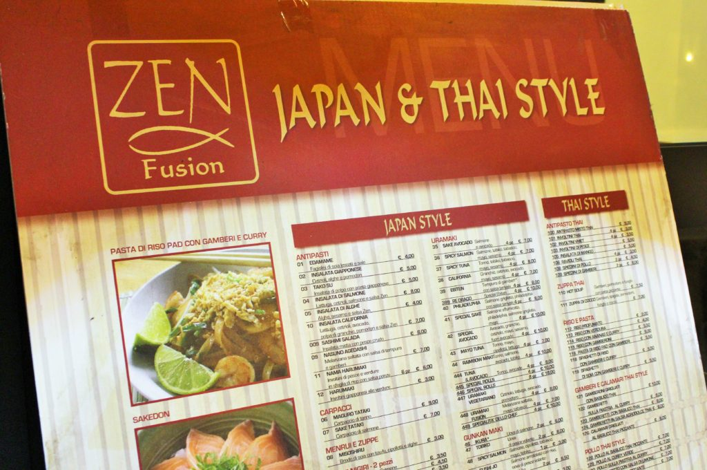 Zen Fusion -Gluten free travel and living