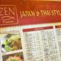 Zen Fusion; Roma senza glutine