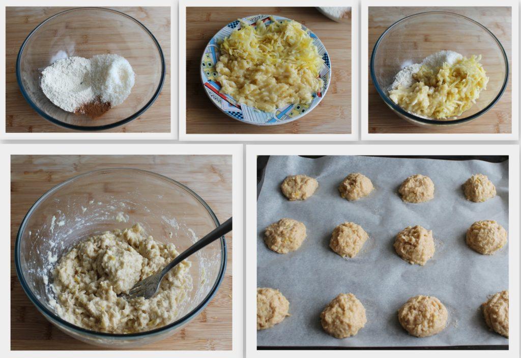 Biscotti quinoa, banane e mele senza glutine - Gluten Free Travel and Living