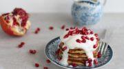 Pancakes con farina di ceci senza glutine