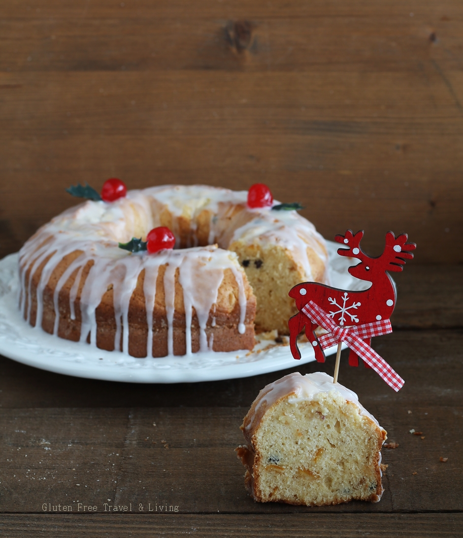 Natale nel mondo: Bolo de Natal senza glutine, la video ricetta - Gluten Free Travel and Living