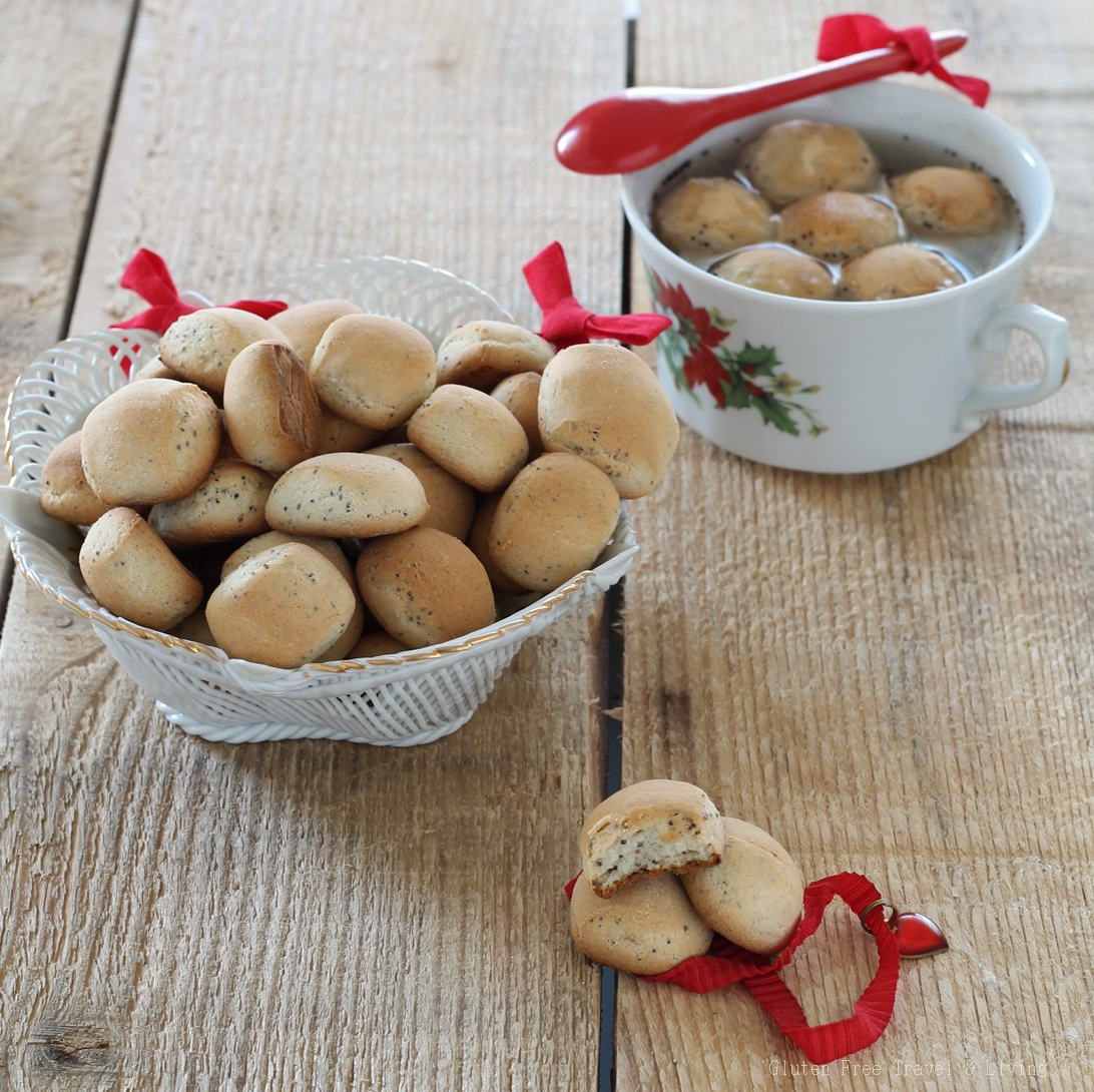 Natale nel mondo: Kuciukai senza glutine - Gluten Free Travel and Living