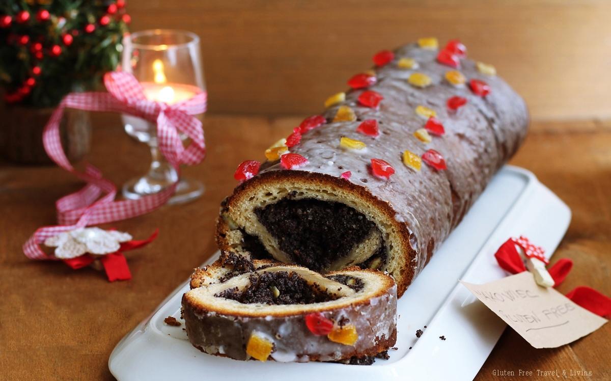 Natale nel mondo: Makowiec senza glutine - Gluten Free Travel and Living