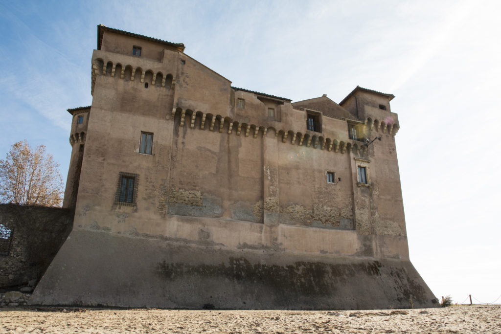 Castello di Santa Severa-Gluten Free Travel and Living