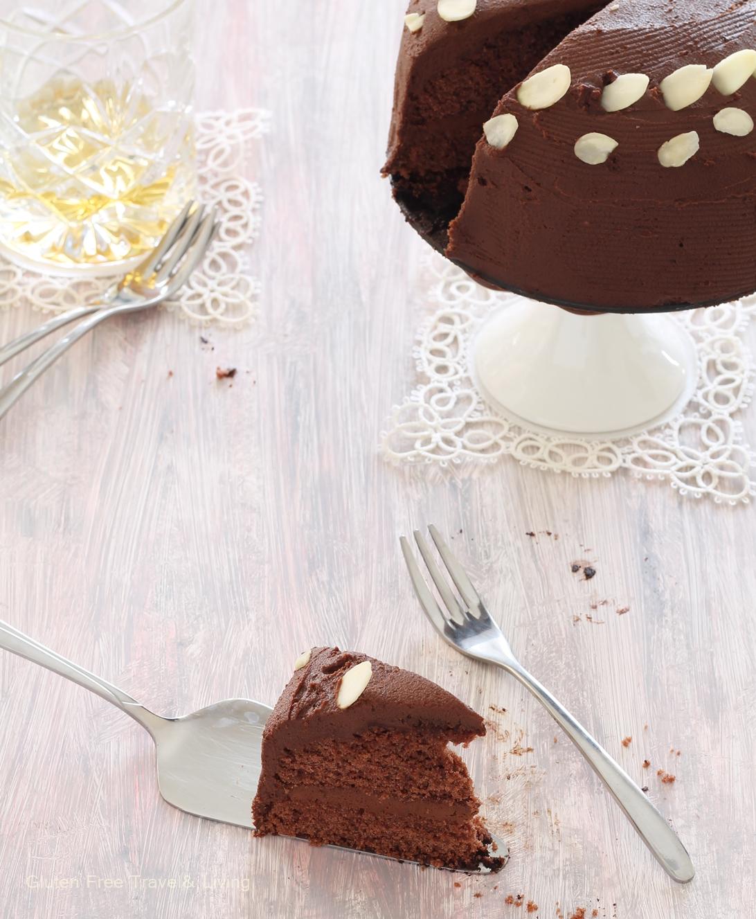 Irish cake senza glutine - Gluten Free Travel and Living