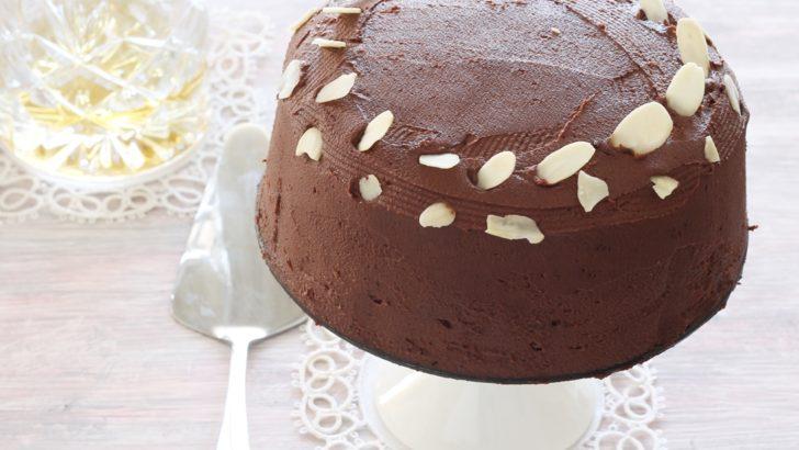Irish cake senza glutine