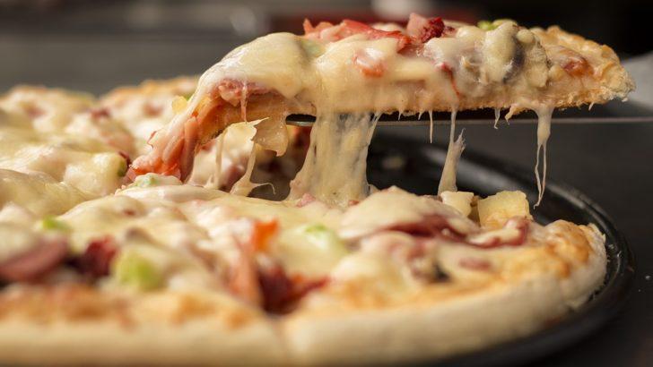 Pizza surgelata senza glutine negli USA