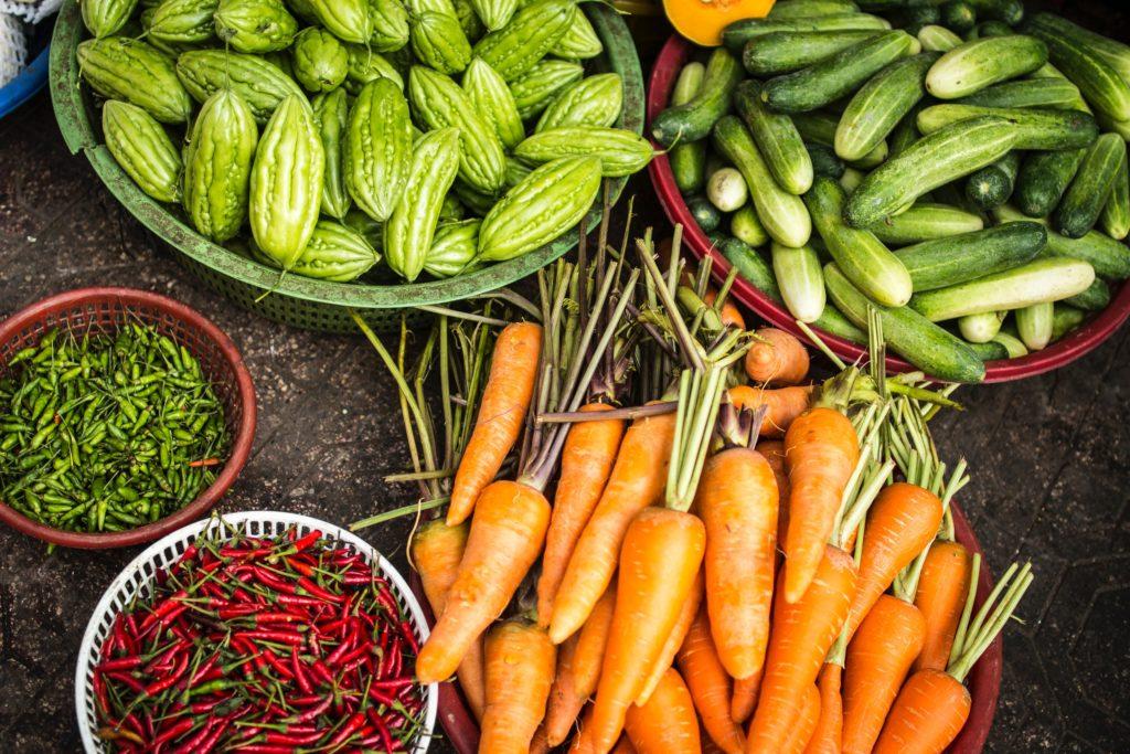 la verdura di giugno - Gluten Free Travel and Living