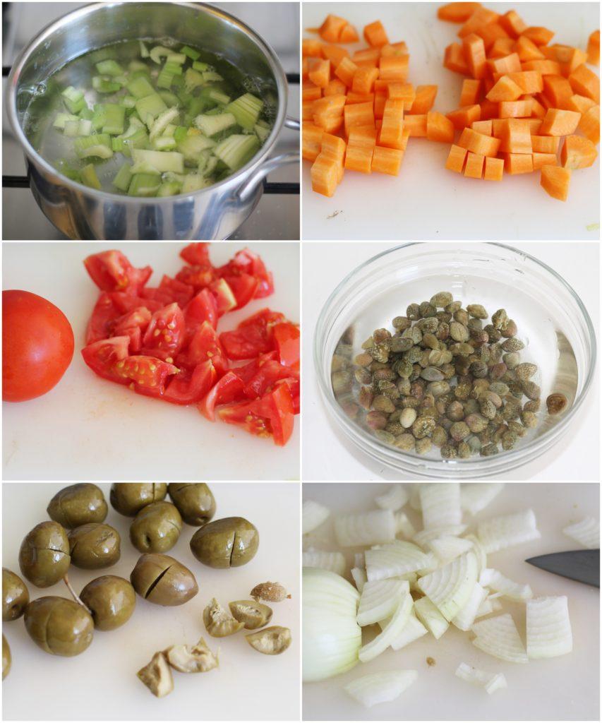 Caponata di melanzane alla siciliana - Gluten Free Travel and Living
