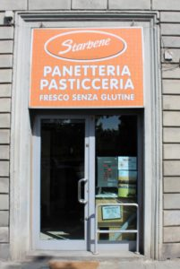 Panificio Starbene senza glutine Firenze - Gluten free travel and living