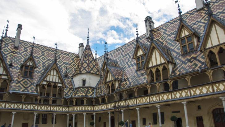 Beaune e la Borgogna; senza glutine tra vino e storia
