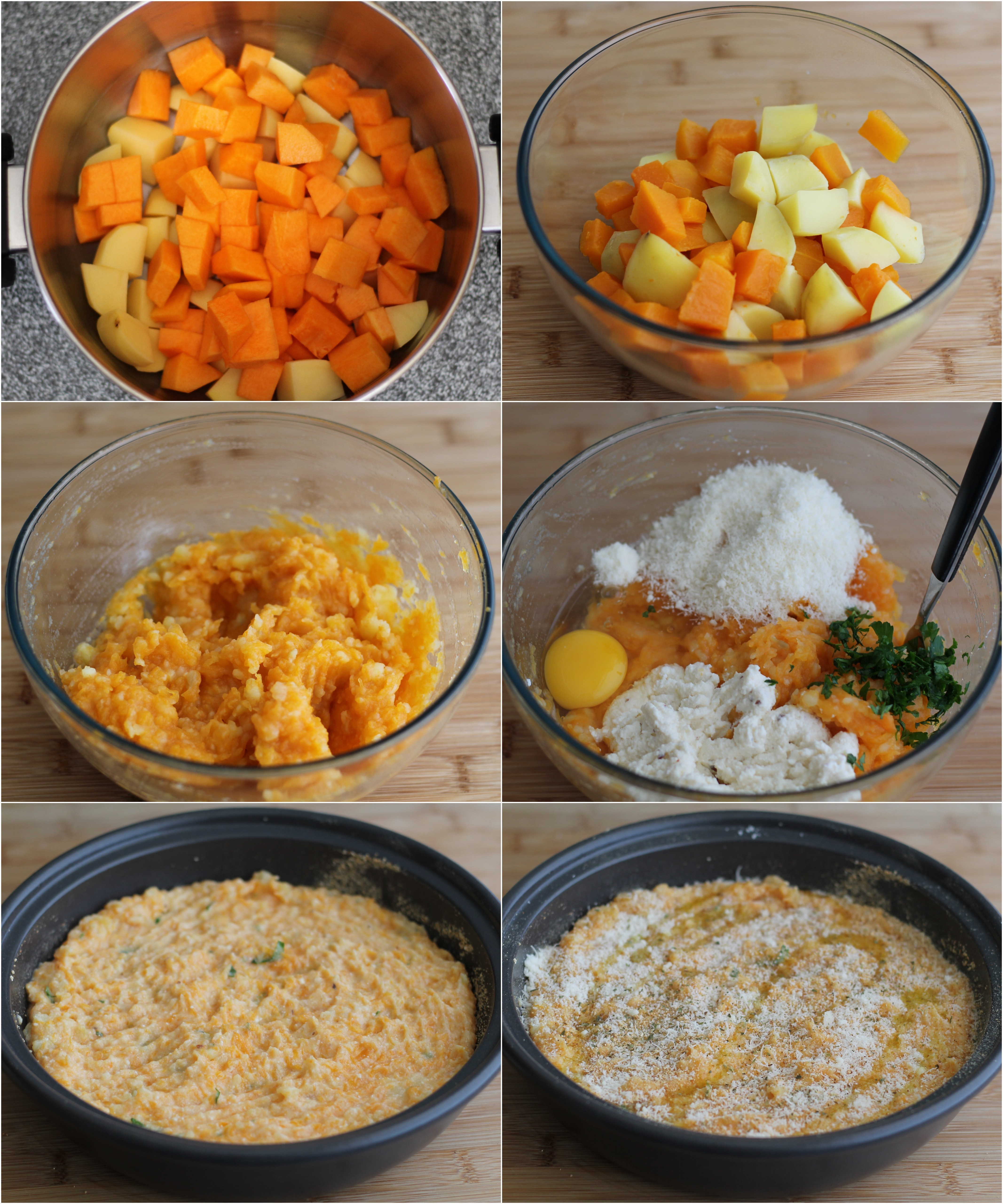 Sformato di patate e zucca senza glutine - Gluten Free Travel and Living